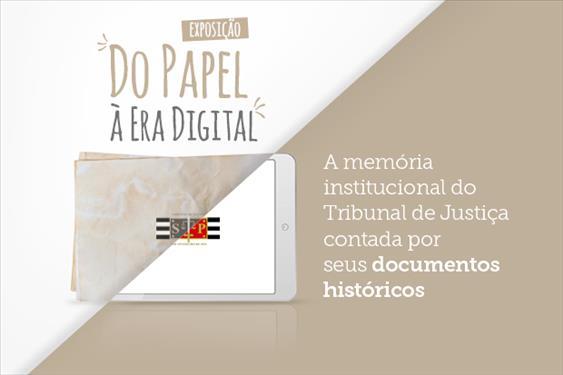 Judiciário paulista promove exposição de processos históricos