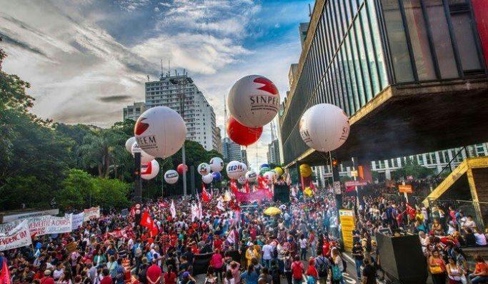 Em Brasília e São Paulo, Apatej participa de ações contra a reforma da Previdência